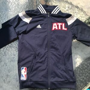 Adidas Atlanta Hawks NBA Jacket
